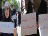 نساء إب يطالبن بخروج المليشيات المسلحة وإعادة الاعتبار للدولة ومؤسساتها