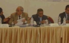 لجنة صياغة الدستور تناقش نتائج فرق العمل المكلفة بتصنيف مخرجات الحوار