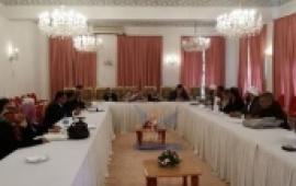 لجنة صياغة الدستور تبدأ الصياغة في هوية الدولة والأسس السياسية