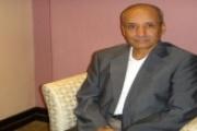 الامين العام يعزي المناضل أحمد سالم عبيد بوفاة نجله نشوان