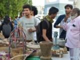 مهرجان للشعوب والتراث في عدن يجذب المئات من الزوار