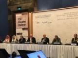 المخلافي: الهدف هو استعادة الأمن والسلم باليمن سواء عبر الحوار أو عبر المدافع والطلقات
