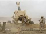 مدفعية القوات الحكومية تكثف قصفها على المليشيات في حجة