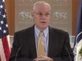 المبعوث الامريكي يدعو الدول الخمس للحفاظ على موقفها لإنهاء حرب اليمن