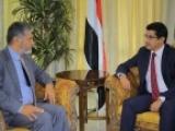 الحكومة اليمنية تطالب الأمم المتحدة حسم ملف الحديدة وإدارة موانئها