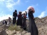 مسرحية الموت..تراجيديا يعيشها سكان جبل حبشي كل يوم