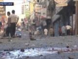 برصاص مسلحين..11قتيلا وجريحا من المدنيين بمجزرة جديدة في تعز