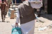 الهلال الاحمر الاماراتي يكثف المشاريع الخيرية  في عدة محافظات يمنية