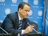 ولد الشيخ يبلغ امين عام الامم المتحدة بعدم الاستمرار في منصبه مبعوثا له الى اليمن