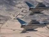 التحالف يدمر طقمين للمليشيات شرقي صنعاء