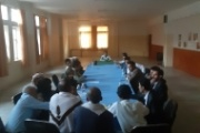 طلاب الاشتراكي بكلية الإعلام بجامعة صنعاء ينتخبوا سكرتارية جديدة