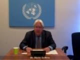 المبعوث الأممي يكشف تفاصيل خارطة الأمم المتحدة للسلام في اليمن