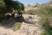 مدير هيئة مشاريع مياه الريف ينفذ زيارة ميدانية لمديرتي الوازعية والشمايتين بتعز